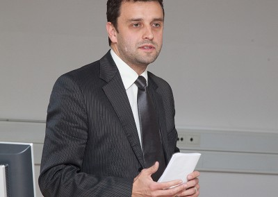 mag. Urban Krajcar, generalni direktor direktorata za znanost